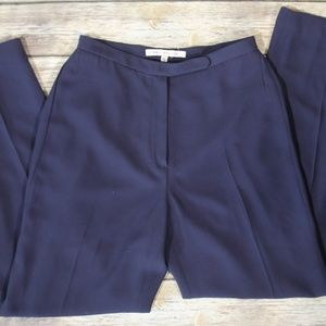 Max Studio Lined Dress Pants - Blue - Size 9/10